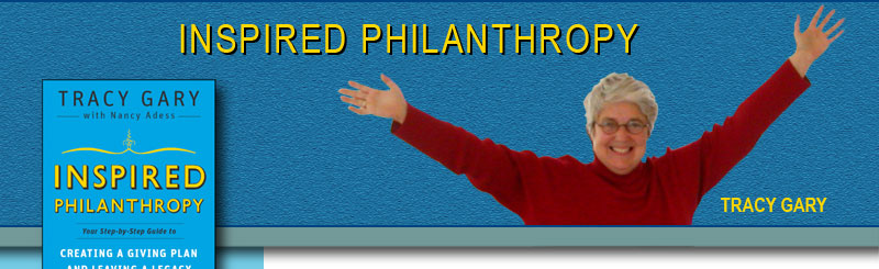 Inspired Philanthrophy - Tracy Gary
